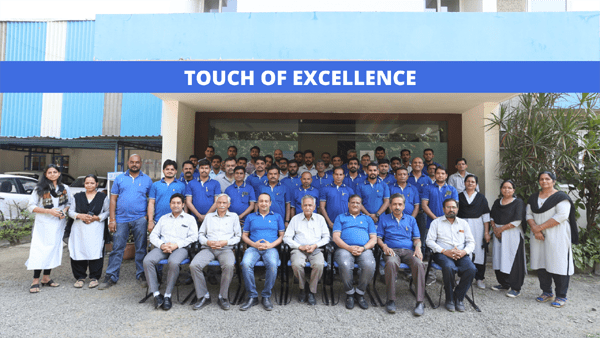 TOUCH OF EXCELLENCE